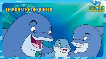 Flipper et Lopaka - Le Monstre De Quetzo - S1E25