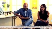 Cinejoven Entrevista Iñigo Pérez Tabernero y Cristina Jover