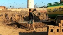 Brickmaking in India by NINASH Foundation