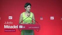 Point presse de Juliette Méadel - 21 juillet 2015