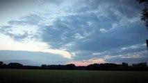 Sonnenuntergang am 16.06.2011 - Timelapse - Sunset (Münster 4 Life)