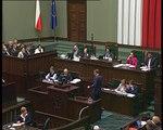 Poseł Cezary Olejniczak - Wystąpienie z dnia 10 lipca 2015 roku.