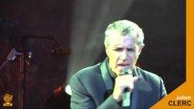 Julien Clerc en concert sur la scène du Théatre Jean-Deschamps dans le cadre du  Festival de Carcassonne :