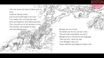 English listening practice The Jungle Book Audio with subtitles