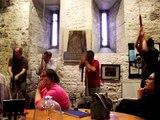 Ringing bells at Christ Church, Dublin