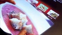 Meet MultiDine ( Pizza Hut + Chaotic Moon Studios Interactive Concept Table )