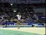 Ludivine Furnon - 1995 Worlds EF - Floor Exercise