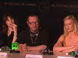 Lars von Trier banned from Cannes over Nazi, Hitler shock remarks