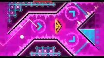 Geometry Dash - Level 17:Blast Processing (All Coins)