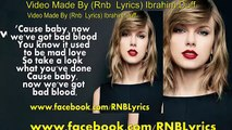 Taylor Swift Bad Blood Lyrics   Taylor Swift 2015