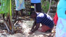 Women of Kia at the Arnavon Islands, The Nature Conservancy, Solomon Islands
