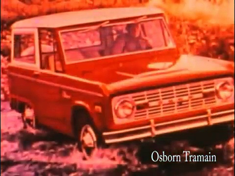 1978 Dodge Ramcharger Commercial Film – Ford Bronco & Chevy Blazer Comparison Film