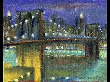 HOW TO PAINT NOCTURNAL CITYSCAPES BY HALL GROAT II