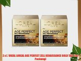 2 x L?OREAL LOREAL AGE PERFECT ZELL RENAISSANCE GOLD TAG (2er Packung)