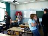 Cours de francais des 2nd2 du Lycée Marguerite