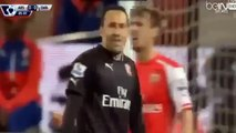 Goals rb football  Arsenal 3 8 Swansea City 1 0 Gomis Goal  05 2015 Premier League 14 15 WEEK   36 E