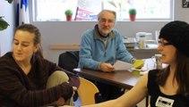 Dîner-discussion sur le thème de la gratuité alimentaire à Hochelaga-Maisonneuve, Montréal