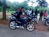 Splendor Bike Stunts - Sirsi(Karnataka)