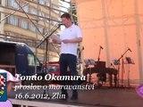 Tomio Okamura - proslov o moravanství, 16.6.2012 Zlín