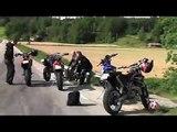 Suburban Supermoto - KTM 525, Yamaha WR 450, Honda CRF 450 GasGas 125 SM etc.