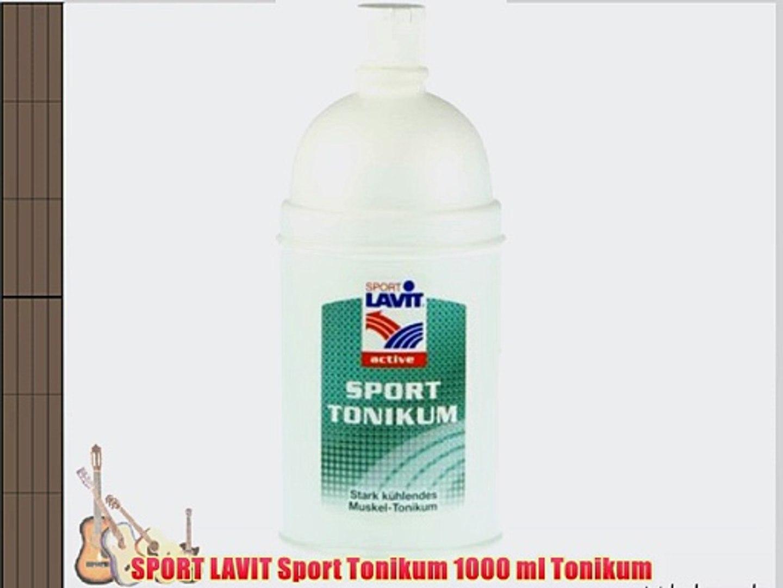 SPORT LAVIT Sport Tonikum 1000 ml Tonikum