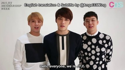 JYJ Resource | Learn About, Share and Discuss JYJ At