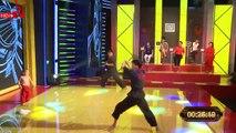Tài năng nhí múa côn nhị khúc khiến sao Việt phấn khích