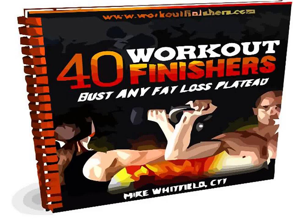 Workout Finishers _ Workout Finishers PDF