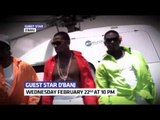 In February on Trace Urban: Guest Star Beyonce & Jay-Z, D Banj and Luxury Rap.