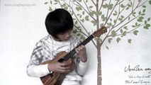 (The Beatles) While My Guitar Gently Weeps - Sungha Jung (Ukulele)