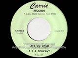 TC & Company - Let's Go Disco - 1977 [Funk]