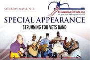 Strumming for Vets, Benefit Concert, Veterans, Vets, Fender, Gibson