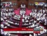 Opposition raises Lalit Modi issue, Rajya Sabha adjourned thrice