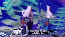 Michelle McCool and Layla (w/ Vickie Guerrero) vs. Eve Torres and Maryse