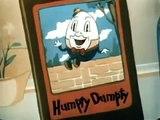 Ub Iwerks cartoon   Comicolor   Humpty Dumpty 1935 (old free cartoons public domain)
