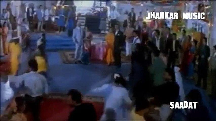 dil main mohabbat hai aankhon main pyar(((Jhankar))), Sangraam (1993), Kumar Sanu & Alka Jhankar | Godialy.com