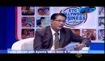 Ayesha Takia Azmi & Director Prabhu Deva on their upcoming Wanted