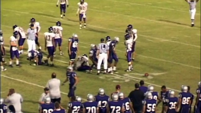 Brandon Eyring High School Football Highlights - 1