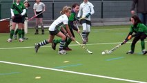 Ixelles Hockey Club préminimes filles Vs La Rasante 26 02 11 Hockey Belgique