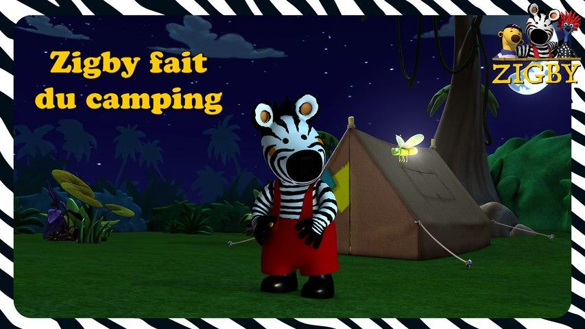 Zigby - Zigby fait du camping  (EP. 14)
