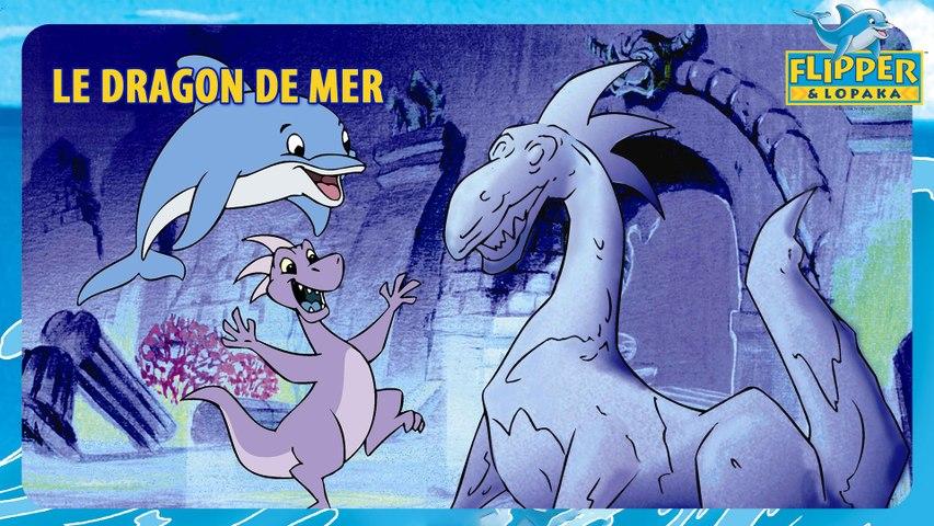 Flipper et Lopaka -  Le Dragon De Mer - S2E15