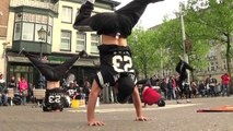 Street Dance 2015 Break Dance RAW Hip Hop Entertainment (Skill Dealers Crew)