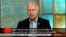 Jean-François Lisée menace de poursuivre Christine St-Pierre