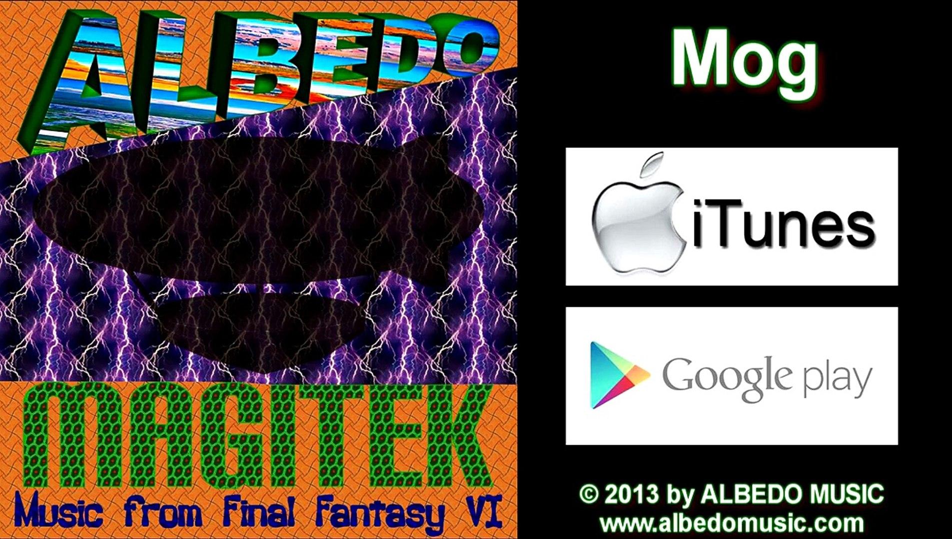 Mog, Final Fantasy VI- Cover by ALBEDO (Magitek: Music from Final Fantasy VI)