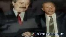 """Falcone e Borsellino: Per non dimenticare quando i magistrati dicevano """"la gente fa il tifo per noi"""""""