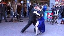 Argentina - Buenos Aires - Street Argentine Tango (08.06.2014)