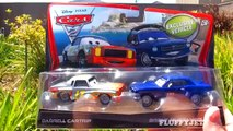 Disney CARS 2 Darrell Cartrip Diecast Piston Cup Racing Mattel Toys Pixar Cars Toy Review Unboxing