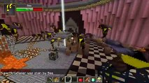 Minecraft  BUGS TROLLING GAMES   Lucky Block Mod   Modded Mini Game   PopularMMOs