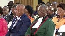 Swearing in of Deputy President Ramaphosa, Ministers and Deputies