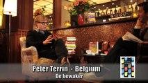 EU Prize for Literature - Peter Terrin (Belgium)